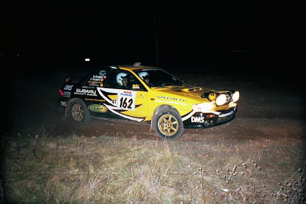 Lake Superior Prorally 2000 Stage 4