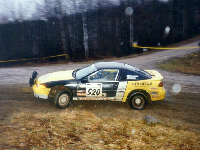 2002 Headwaters Clubrally Wink Timber Motorsports